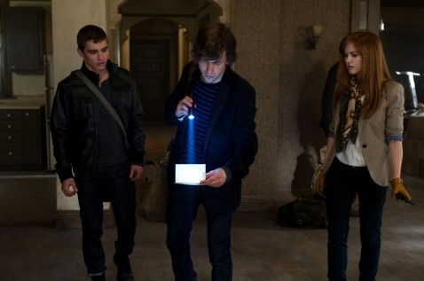 Still Of Jesse Eisenberg Isla Fisher And Dave Franco In Now You See Me Jaful Perfect Large Picture Now You See Me