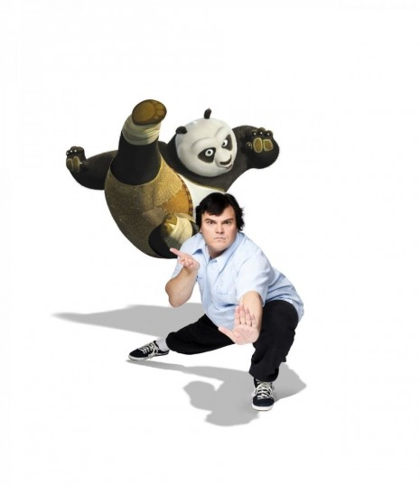 Jack Black Voices Po In Dreamworks Animations Kung Fu Panda To Be Released By Paramount On Thursday May Photo Credit Michael Murphree Kung Fu Panda Dreamworks Animation Llc All Rights Reserved Kung Fu