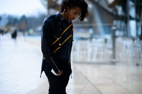 Le Eme Adam Katz Sinding Jaden Smith Paris Fashion Week Fall Winter Aks Jaden Smith