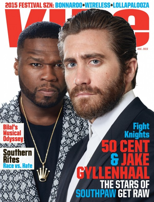 Cent Jake Gyllenhaal Southpaw August Cover Boxing