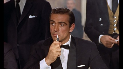 Sean Connery Dr No Intro James Bond James Bond