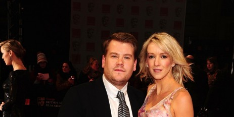 Lan Ape Showbiz James Corden Wife James Corden