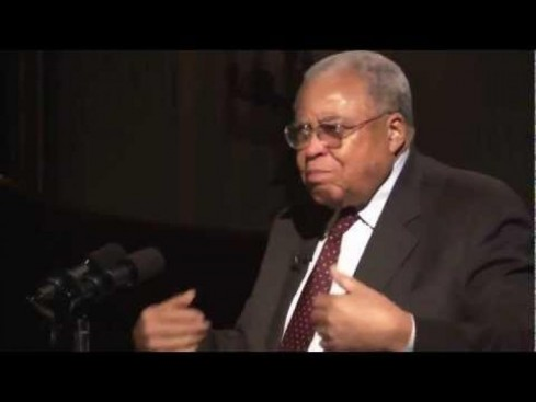 James Earl Jones Performs Shakespeare Othello At The White House Poetry Jam