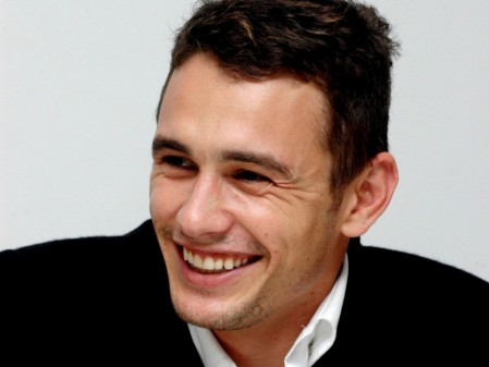 James Franco Smile Wallpaper Wallpaper