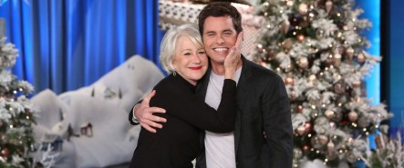 Ht Helen Mirren James Marsden Ellen Ml James Marsden
