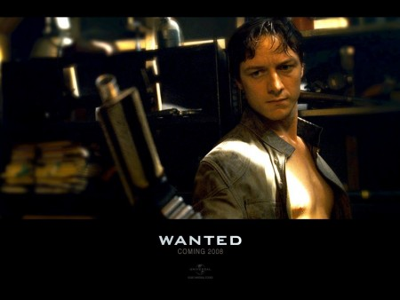 James Mcavoy In Wanted Wallpaper Normal Hot