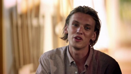 Free Jamie Campbell Bower Wallpaper Jamie Campbell Bower