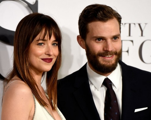 Dakota Johnson Jamie Dornan Jamie Dornan