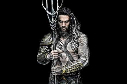 Dawn Of The Justice League Shows Us Our First Look At Jason Momoa As Aquaman Jason Momoa Jason Momoa