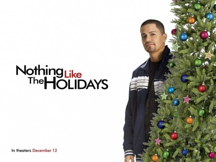 Un Wallpaper Del Film Nothing Like The Holidays Con Jay Hernandez