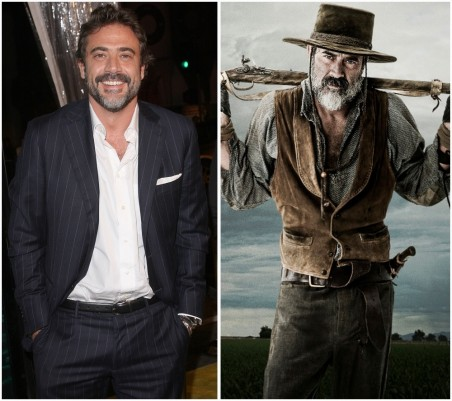 Jeffrey Dean Morgan Weight Loss Movie Role