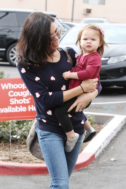 Jenna Dewan Tatum Leaving Baby Me Classes With Everly Jenna Dewan Tatum