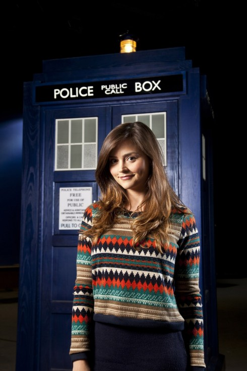 Doctorwho Jenna Louise Coleman Doctor Who