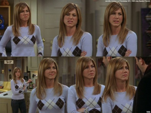 Jennifer Aniston Friends Movies