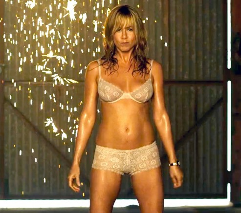 Jennifer Aniston Stripping Jennifer Aniston