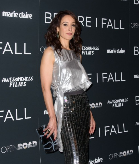 Jennifer Beals At Before Fall Special Screening In New York Jennifer Beals