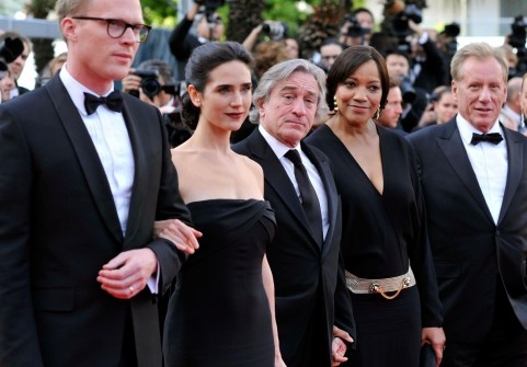Jennifer Connelly Robert De Niro James Woods Paul Bettany And Grace Hightower At Event Of Once Upon Time In America Large Picture Paul Bettany