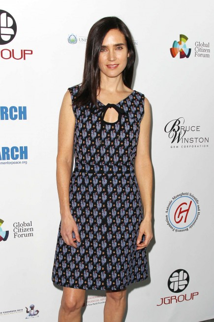 Jennifer Connelly Un Women For Peace Celebration Of International Womens Day In Nyc