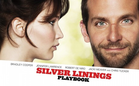 Jennifer Lawrence And Bradley Cooper In Silver Linings Playbook Movies