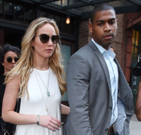 Jennifer Lawrence Bodyguard Jun