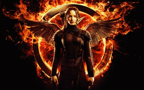 Jennifer Lawrence In Hunger Games Mockingjay Movies
