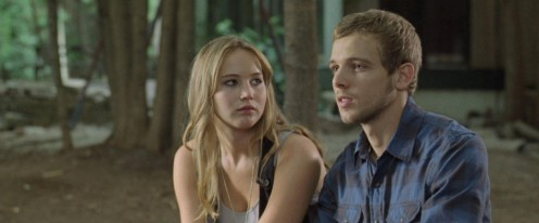Jennifer Lawrence Max Thieriot House Movie Still Films