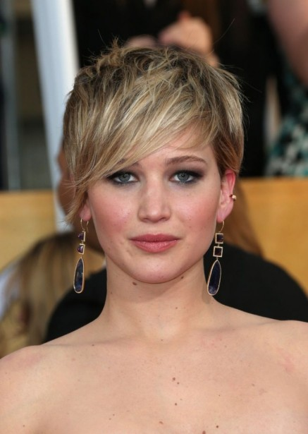 Jennifer Lawrence Sag Awards In Los Angeles