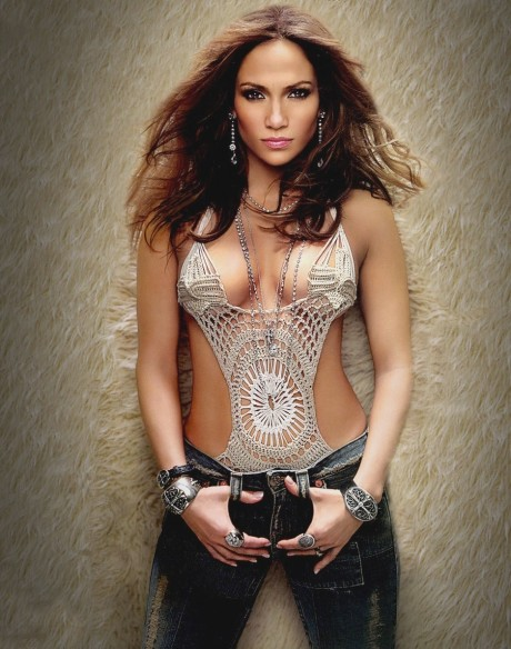 Full Jennifer Lopez Artist Photo Sexy