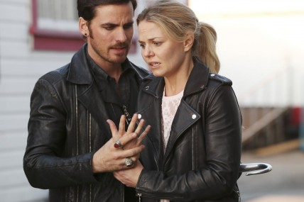News Once Upon Time Colin Odonoghue Jennifer Morrison Jennifer Morrison