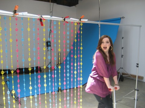 Behind The Scenes Of Tiger Beat Photoshoot Jennifer Stone