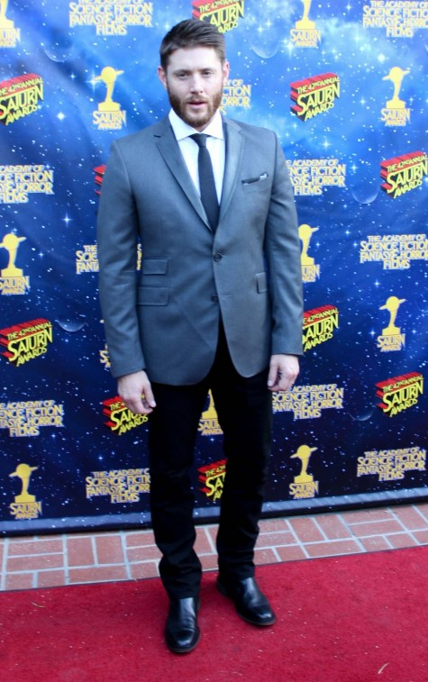 Jensen Ackles Nd Annual Saturn Awards Burbank June Jensen Ackles