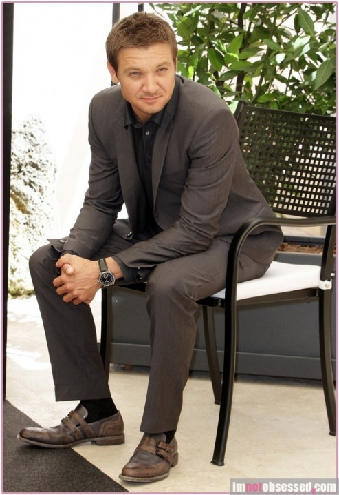 Jeremy Renner Fashion