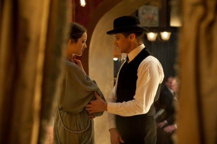 The Immigrant Jeremy Renner Marion Cotillard Young