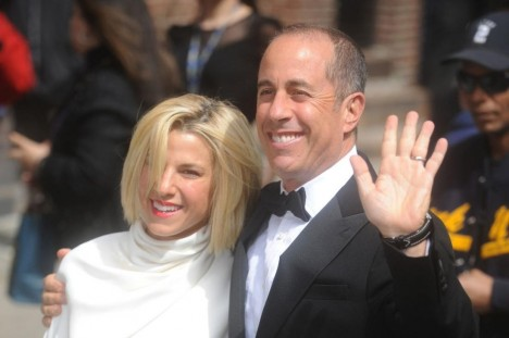 Jerry Seinfeld Todays College Students Are Too Pc To Get Comedylg Jerry Seinfeld