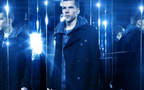Jesse Eisenberg In Now You See Me Wallpaper Jesse Eisenberg