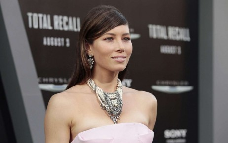 Jessica Biel At Total Recall Premiere In Hollywood Total Recall