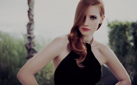 Jessica Chastain The Help Dress Wallpaper Jessica Chastain