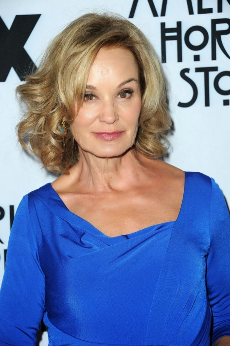 Jessica Lange At American Horror Story Special Screening In Hollywood
