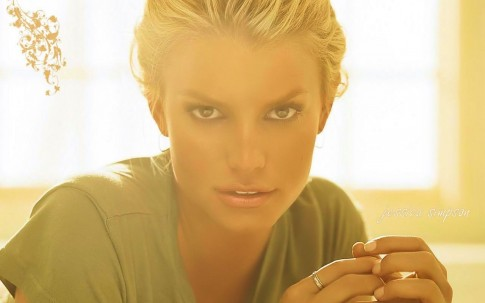 Jessica Simpson Wallpaper Background Jessica Simpson