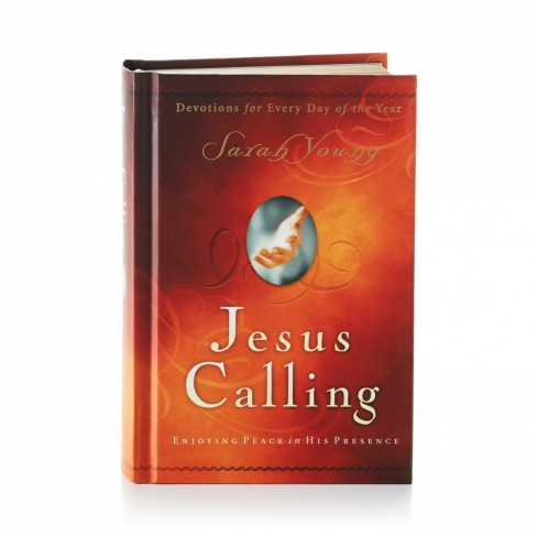 Jesus Calling Religious Events Gift Book Bok Book