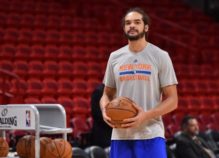 Nba New York Knicks Injury Atb News Joakim Noah