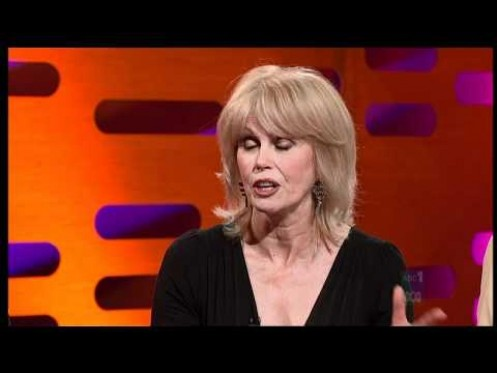 The Graham Norton Show Joanna Lumley David Hyde Pierce Hamish Andy Part