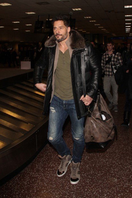 Fabulous Looks At The Day Joe Manganiello Sundance Film Festival Salt Lake City Utah January Th Th Joe Manganiello