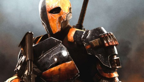 Joe Manganiello As Deathstroke Concept Art Fan Image Joe Manganiello