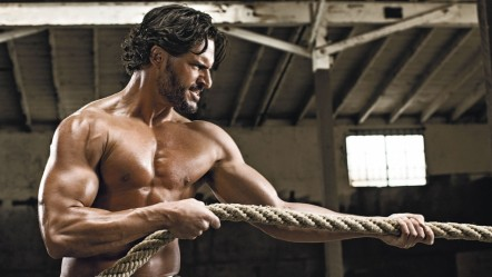 Joe Manganiello Workout Joe Manganiello
