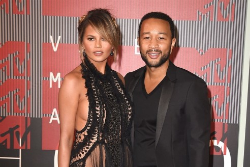 John Legend Chrissy Teigen John Legend