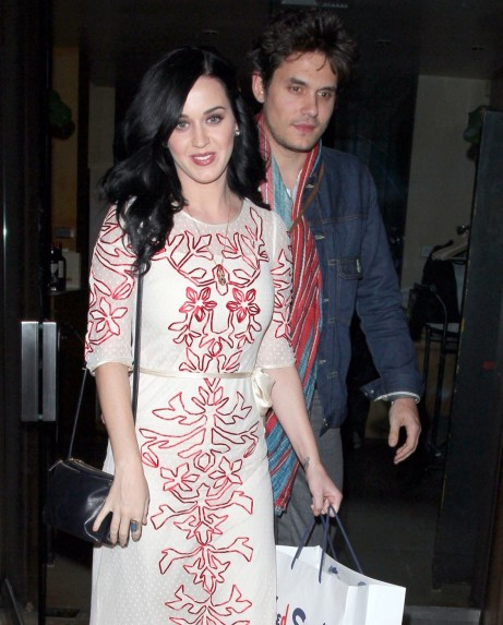 Katy Perry John Mayer Fashion