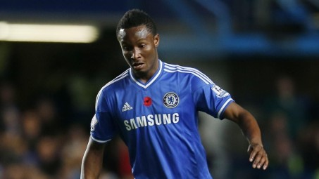 John Obi Mikel Shared Picture