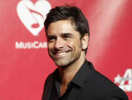 John Stamos Red Background Reuters Full House