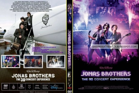 Jonas Bbrothers Bthe Bconcert Bexperience